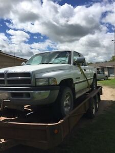 1997 Dodge Truck for parts