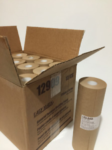 Masking Paper / Packing Paper 9 in x 60 yd. Box of 12 Rolls