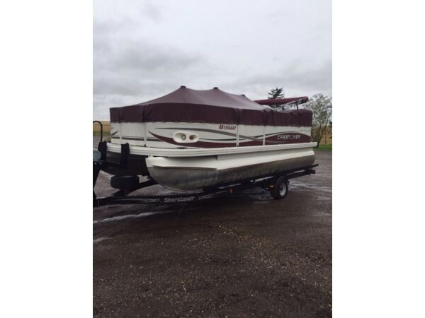 Used 2008 Mercury 1685 Batata Bay Crestliner