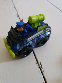 Paw patrol toys all in excellent condition