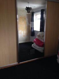 Sliding mirror wardrobes