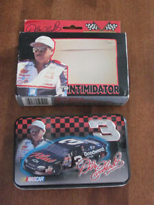 DALE EARNHARDT # 3 PLAYING CARDS Cornwall Ontario image 6