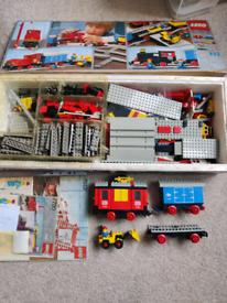 Old Train Lego (7720 / 7822)
