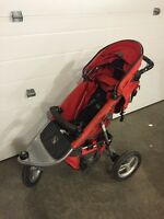 Valco baby stroller. Can be a single or double.