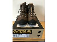 Asolo Leather Walking Boots (size 46)
