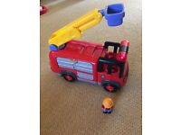Early Learning Firetruck