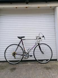 Raleigh scorpio Road bike