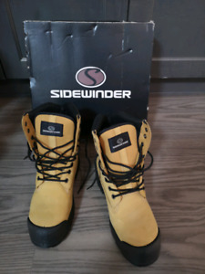 Sidewinder safety boots(men)