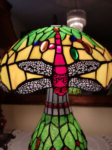 tiffinay style lamps