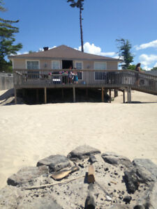 COTTAGE RENTALS ON WASAGA BEACH
