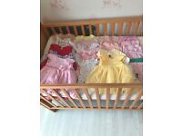 3-6 month baby girl bundle