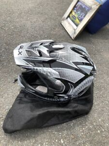 Men or Woman Motorcycle or ATV helmet for sale