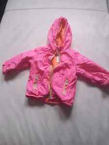 Girls Carters coats 2 available  (12 and 18 mnts) Kitchener / Waterloo Kitchener Area image 3