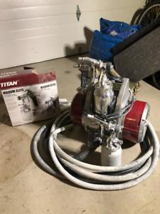 Titan Capspray 105 - HVLP  Sprayer - Make me an offer