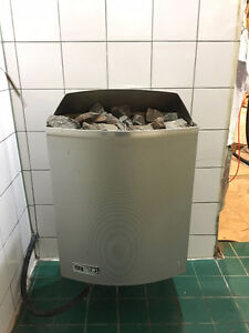 Sauna Heater GREAT CONDITION