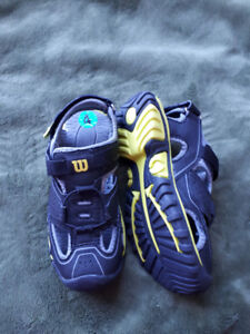New summer shoes for boy size 4