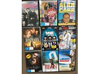 Fantastic bundle of popular DVDs