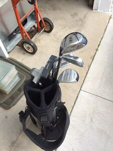 Golf Bag and Club set -Asking only $60 o.b.o Cambridge Kitchener Area image 2