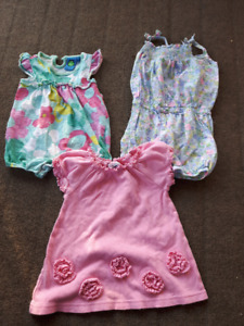 Size 9 Month Girl Clothes Lot