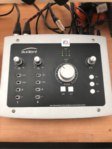 Like New Audient ID22 Must Sell Fast