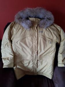 Manteau d'hiver (Louis Garneau) grandeur médium, très chaud