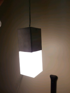 Lumière DEL suspendue