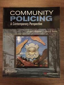 Community Policing 6th edition isbn 978-1-4557-2850-3