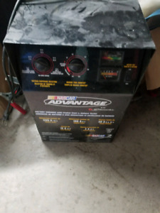NASCAR Battery Charger