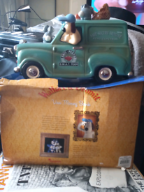 WALLACE AND GROMIT MONEY E