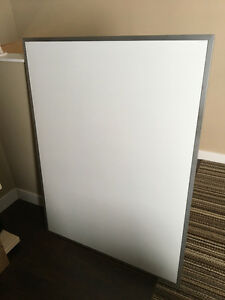 3x4 metal/magnetic dry erase whiteboard