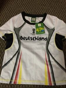 World Cup Germany youth soccer jersey- NEW !