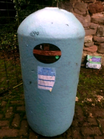 Telford copper water cylinder 1050 450mm indirect grade 3.