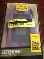 New otterbox defender case for iphone 5