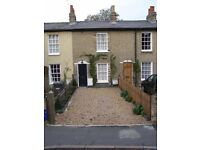2 Bed House - in the Heart of Cambridge