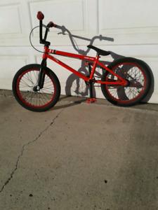 """18"""" Fit BMX park bike"""