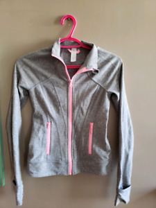Ivivva Yoga Style Sweater - size 10