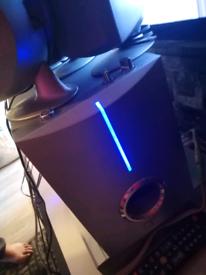 Async N-51HS Multimedia active speaker system