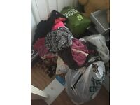 Large bundle of ladies clothes
