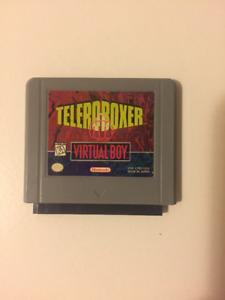 Teleroboxer for Virtual Boy