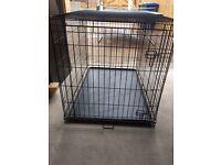 Large breed dog cage