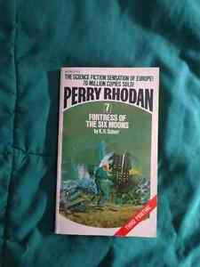 Perry Rhodan - 7 - Fortress of the Six Moons