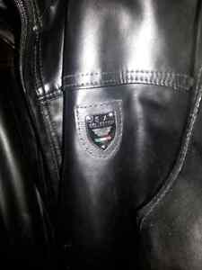 Italian leather coat...selling everything to get my son back.. London Ontario image 2