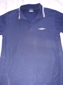 Mens medium-sized umbro top for sale  Torquay, Devon