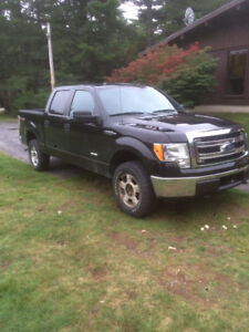 2013 Ford F-150 xlt super crew cab eco boost
