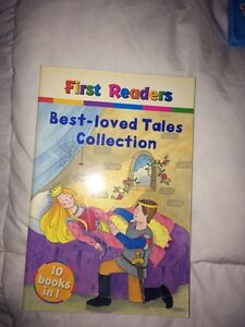 First readers best love tails books