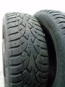16 Inch Nissan Sentra Winter Tires / 185/65R16 88T S-1086