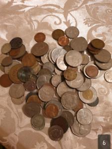 Deceased Estate coins collection bundle #1