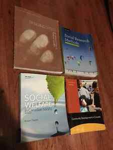 Selling 2nd Year Justice Studies Books, University of GH Cambridge Kitchener Area image 1