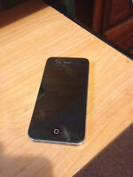 8GB Apple Iphone 4S For Sale - Black