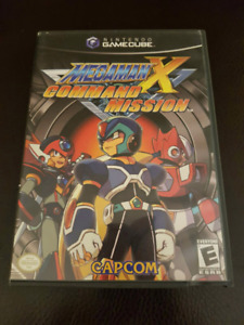 Gamecube Megaman X Command Mission